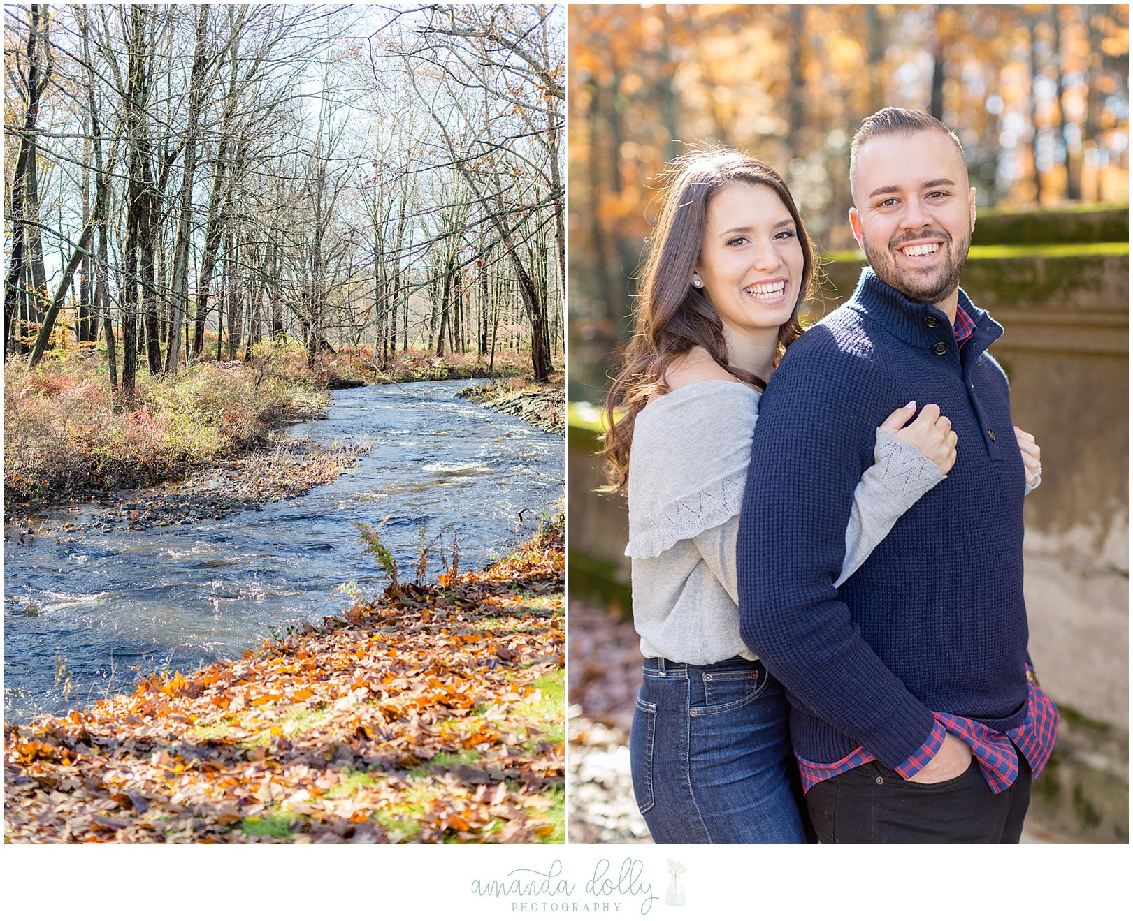 Natirar Park Engagement Photography