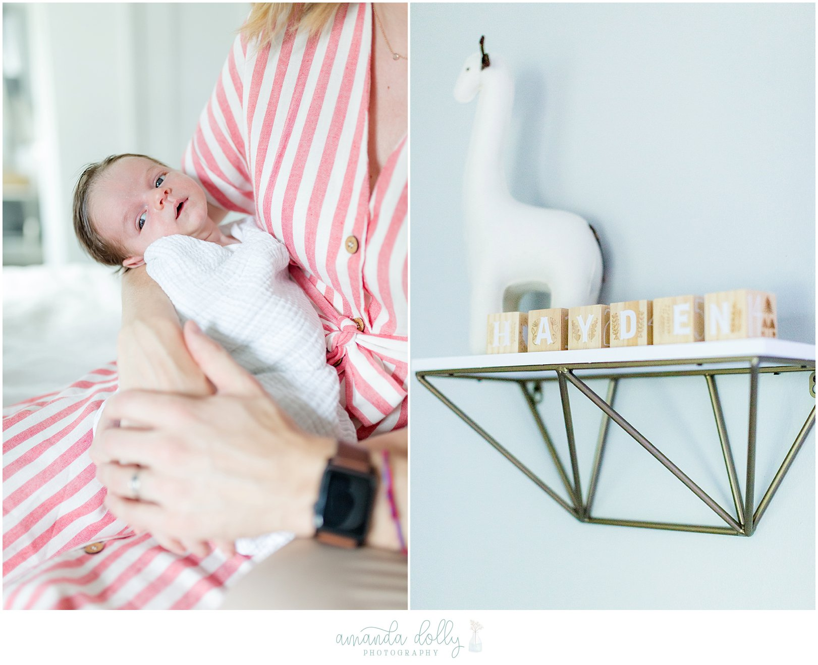 Madison NJ Newborn Photography