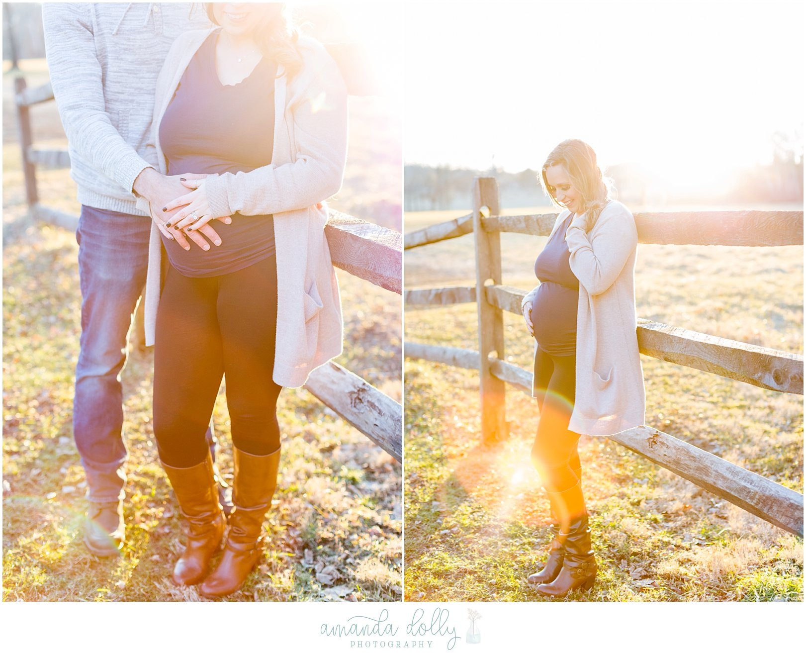 Natirar Park Maternity Photography