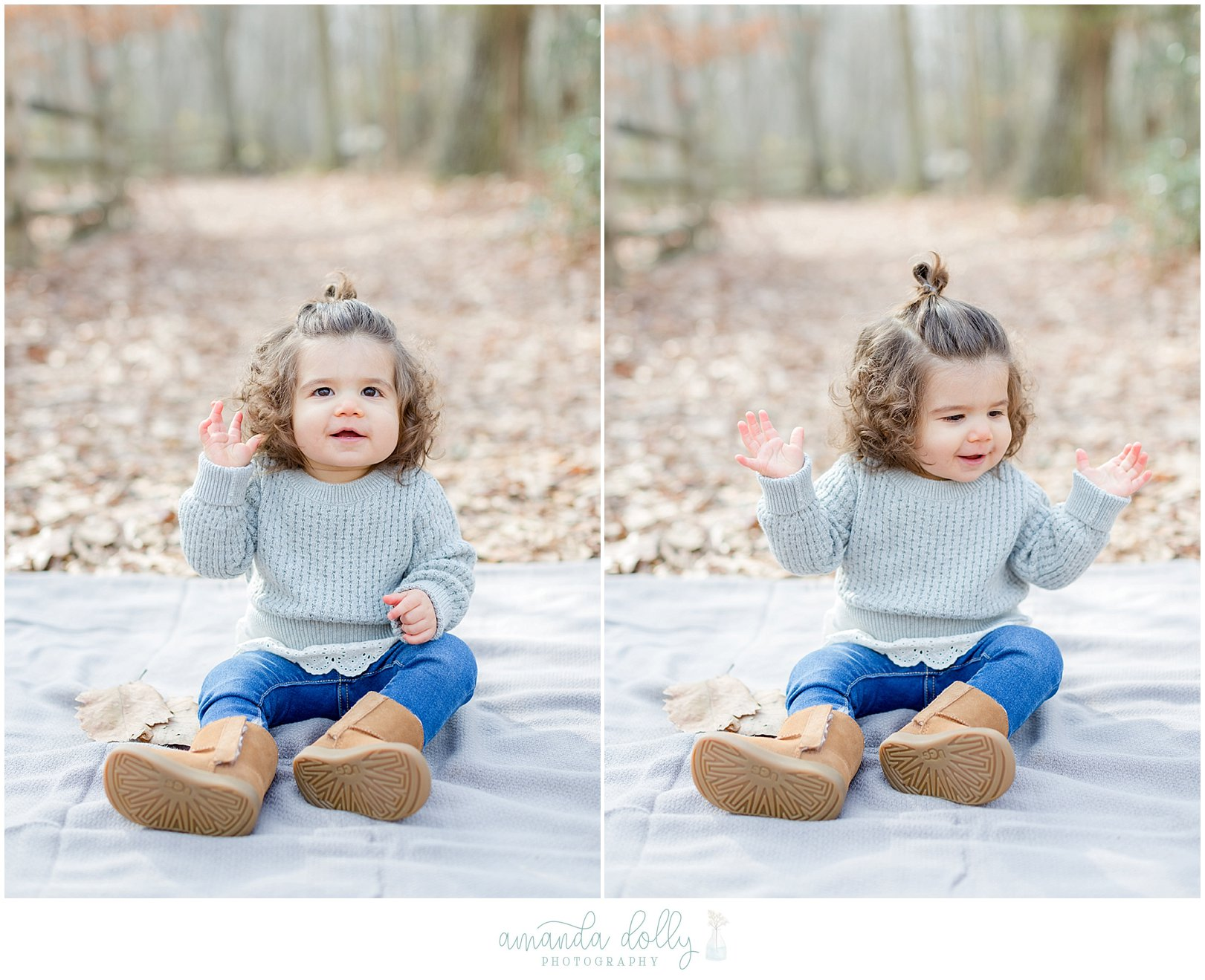 Allaire State Park Family Photography