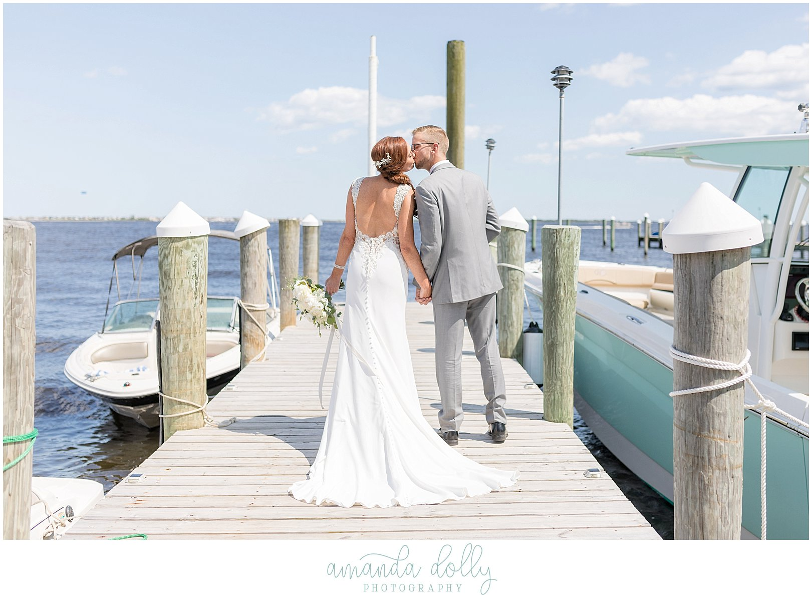 Martell's Waters Edge Wedding Photography