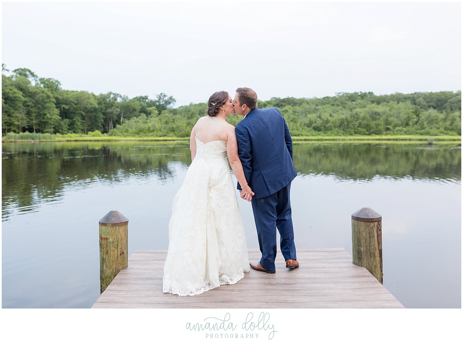 The Mill Spring Lake Wedding Photography