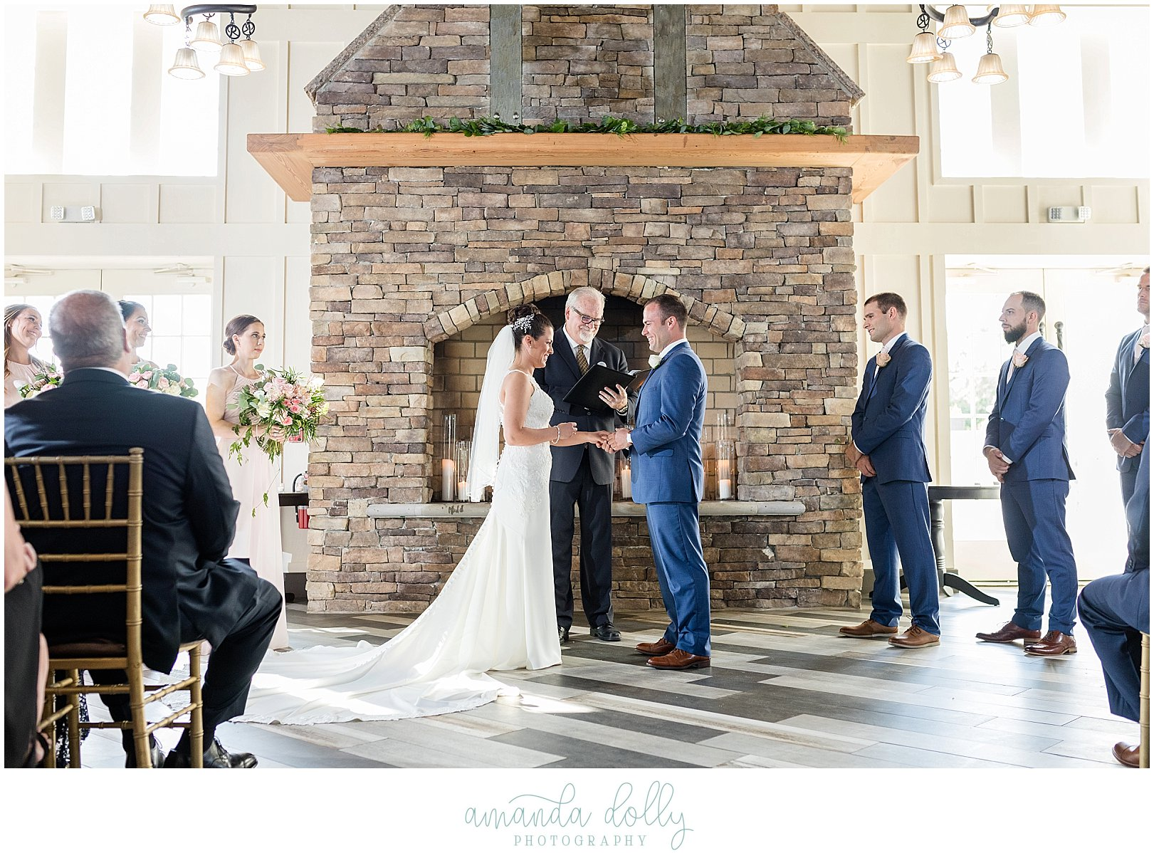 The Ryland Inn Wedding Photography