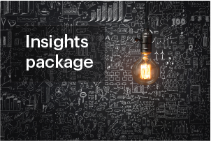 Understand how your core customers think and what makes them tick. This package has everything you need to make intelligent, data-driven decisions.