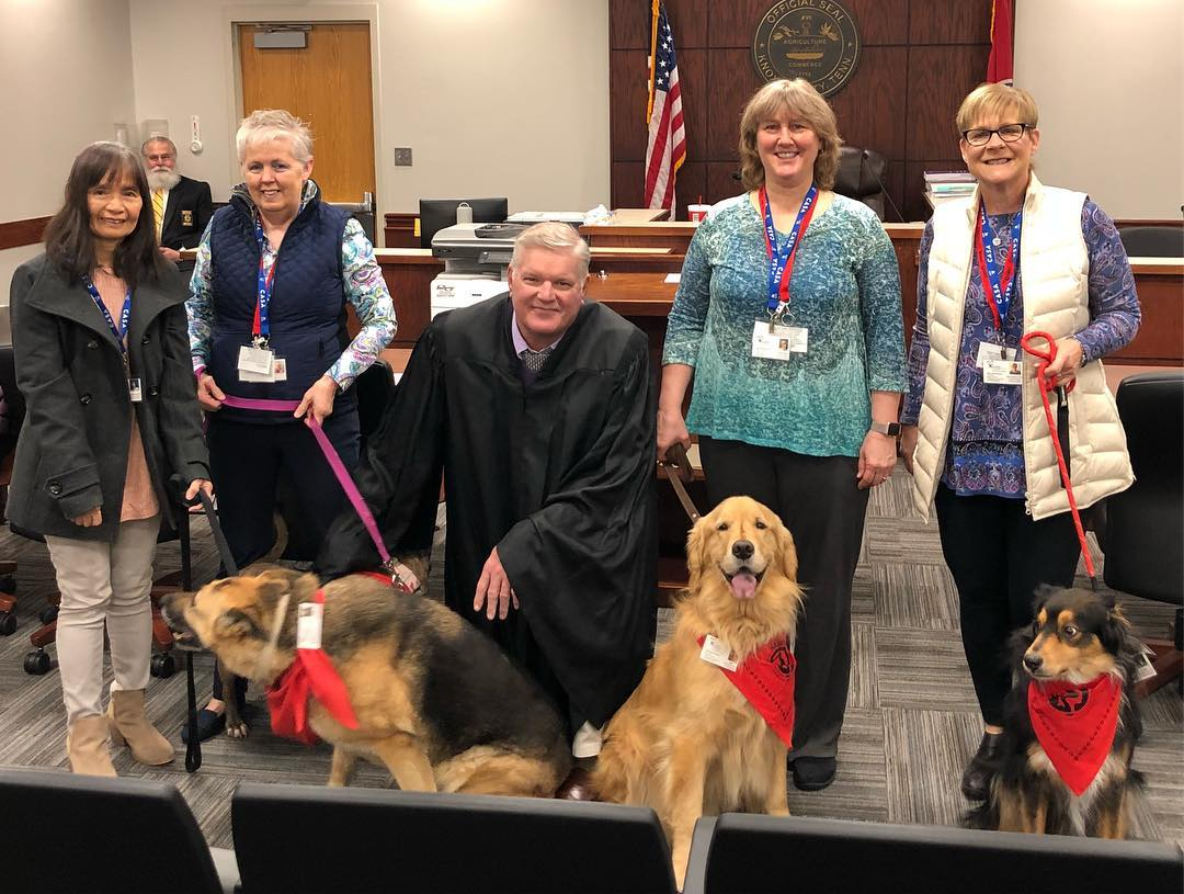 Swearing in March 27 2019 Court Dogs.jpg