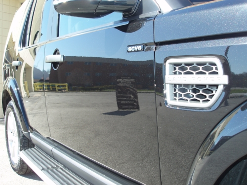 5 YR Paint Protection