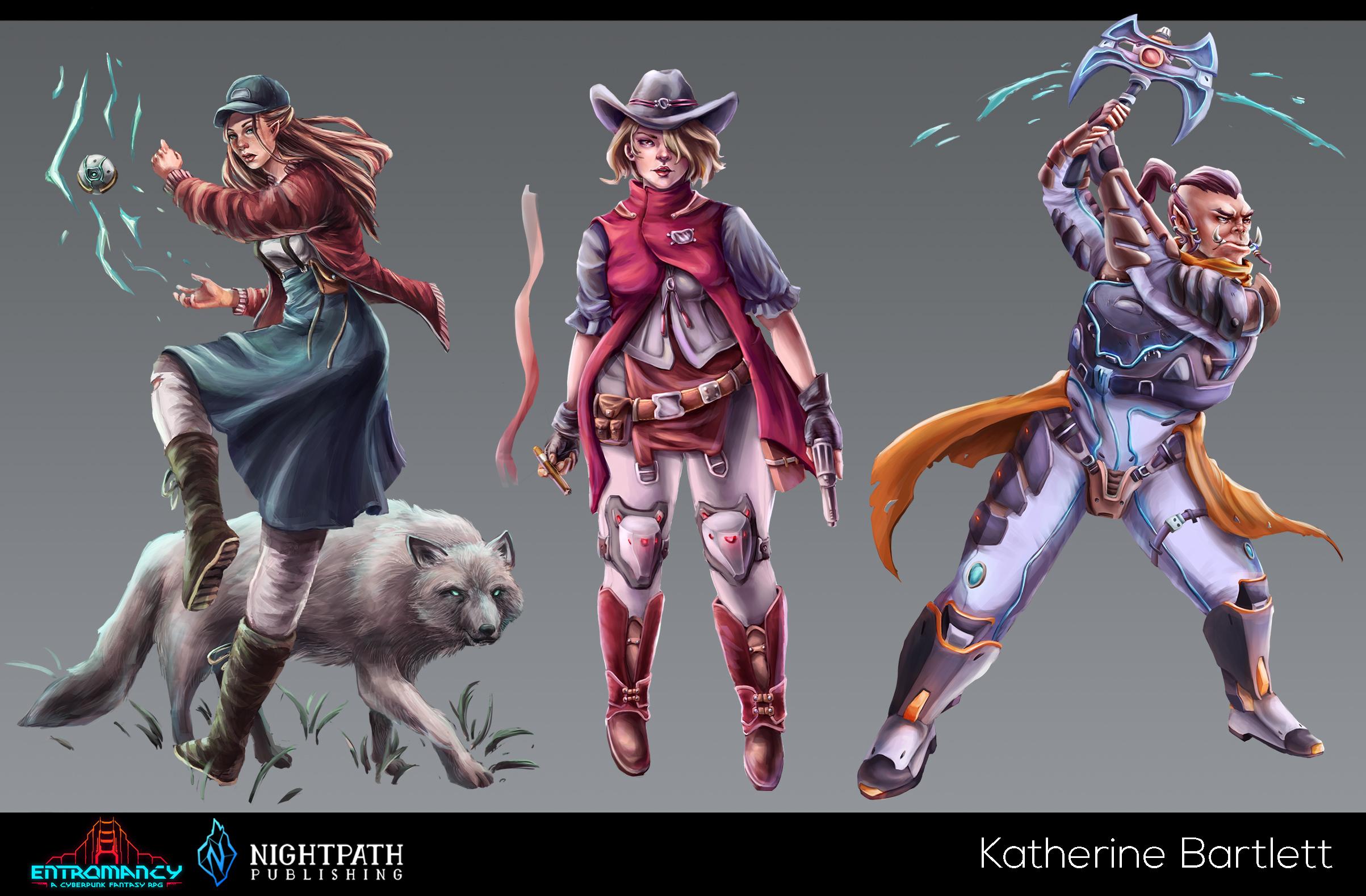 Entromancy character lineup 1.jpg