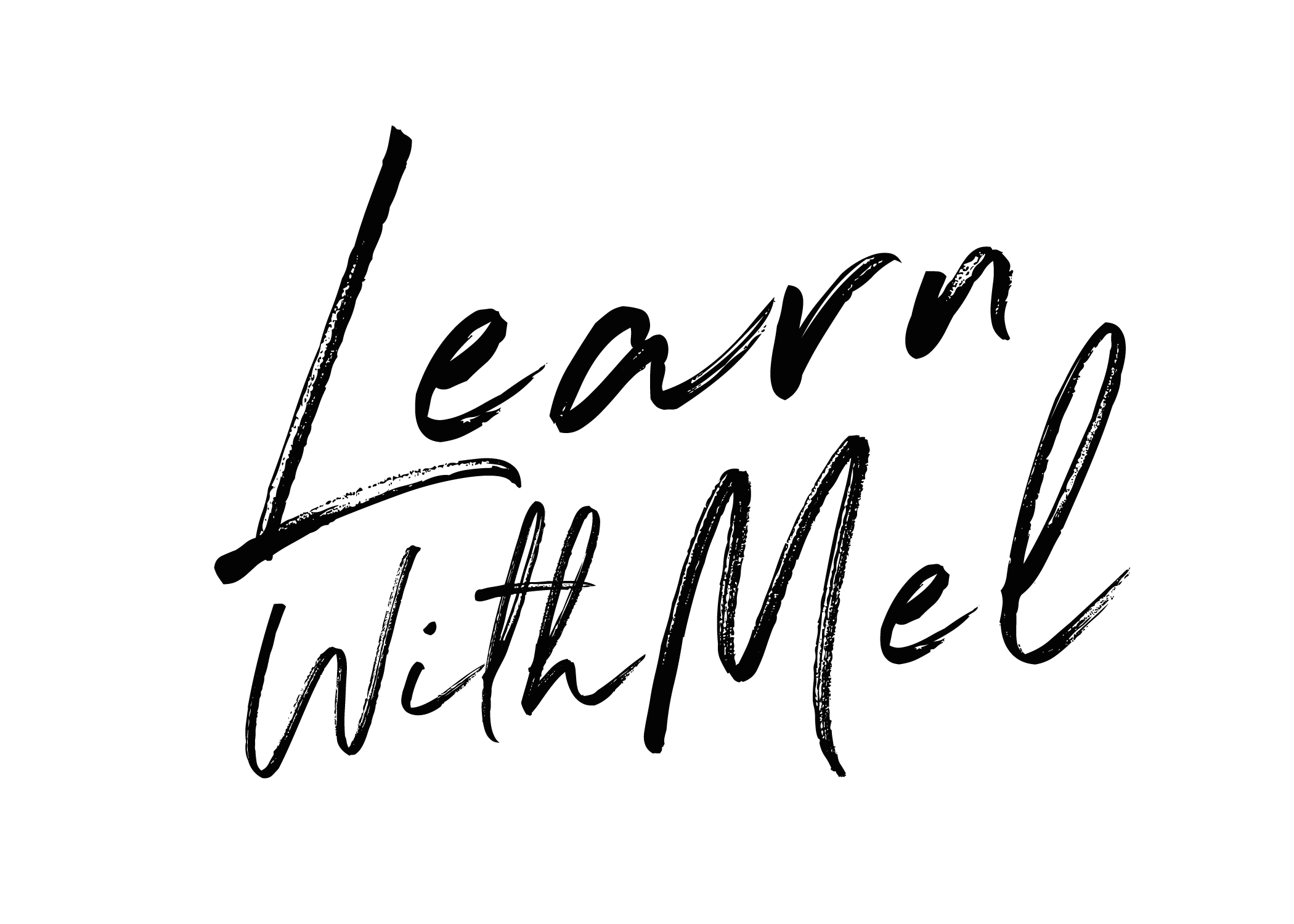 learn-with-mel