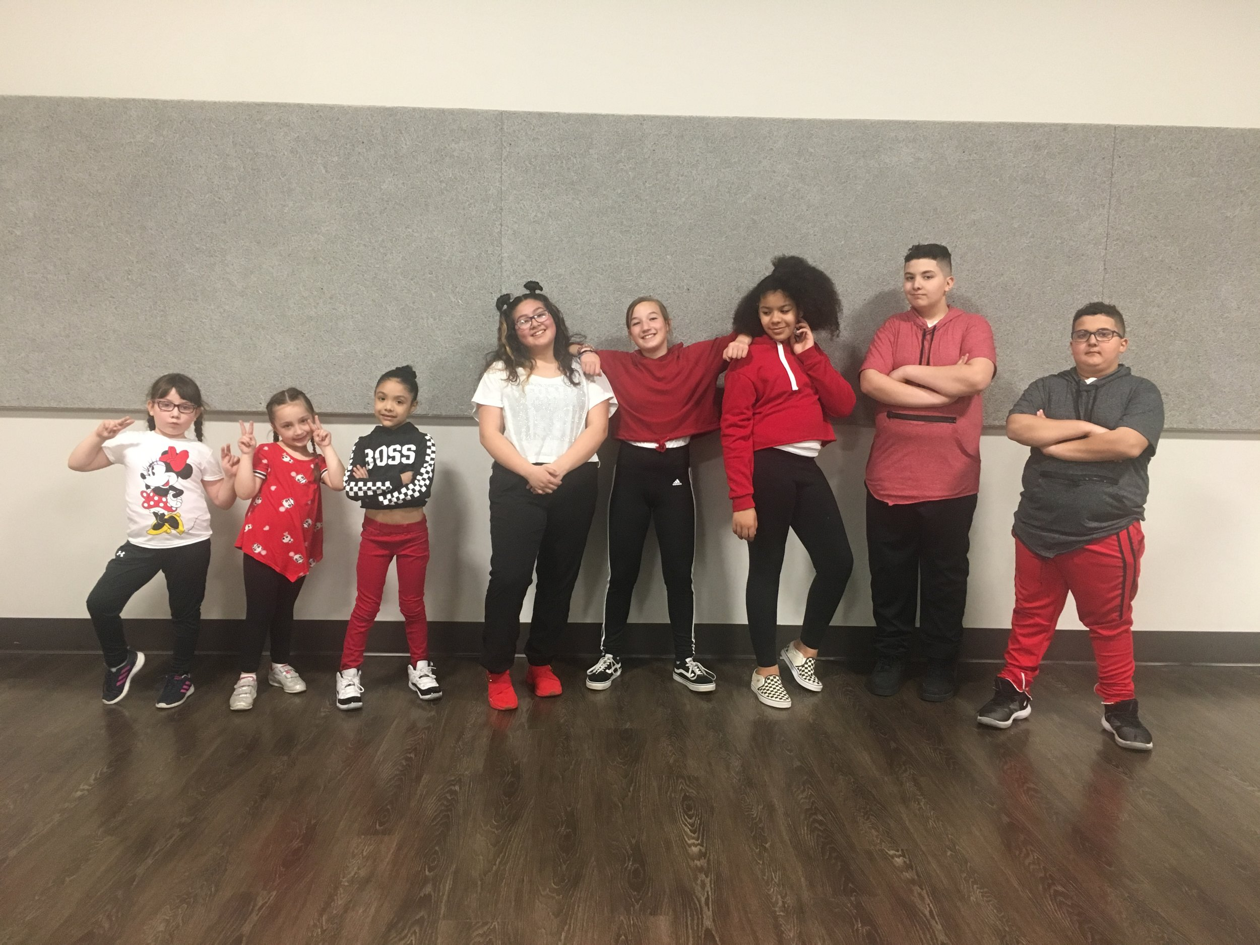 DanceRoom Chicago - Youth
