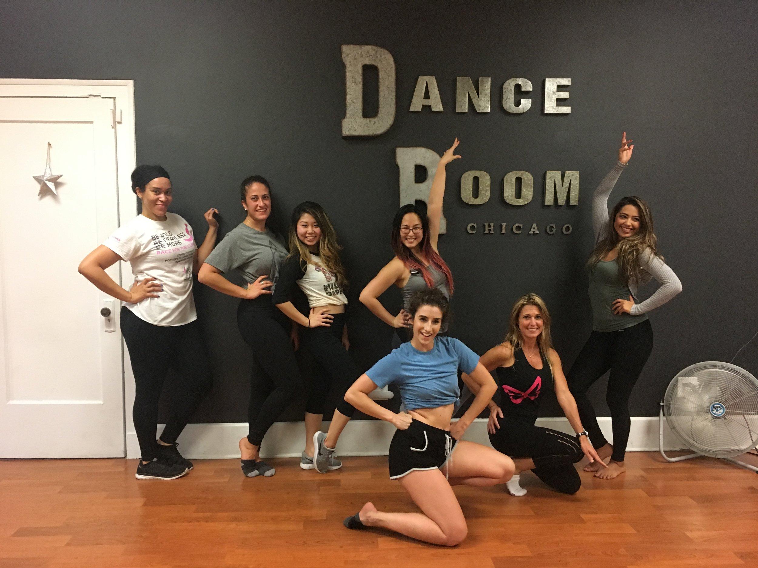 DanceRoom Chicago - Adults