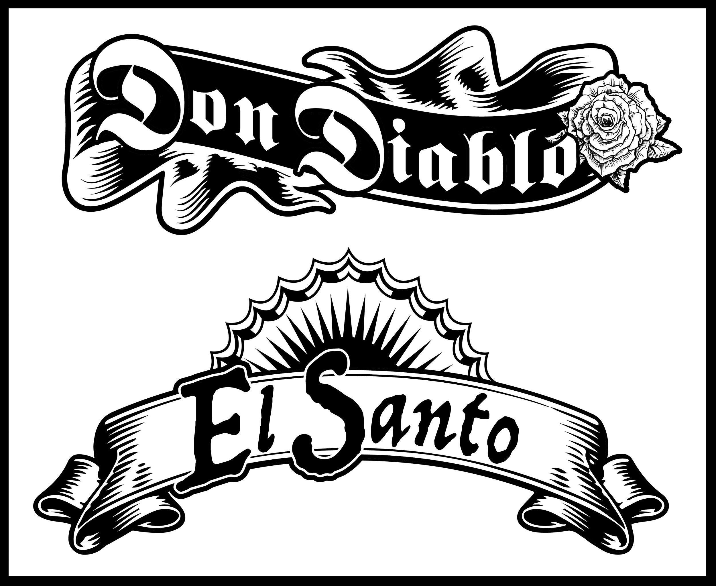 DON DIABLO // EL SANTO - Spring 2019