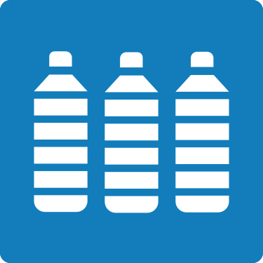 10,760 Less Plastic Bottles