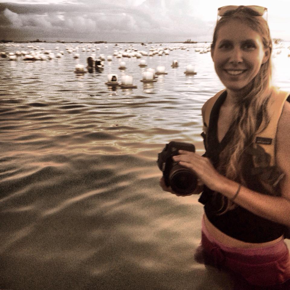 The Zen Femme | Korynn Elliott | Honolulu Lantern Lighting Memorial