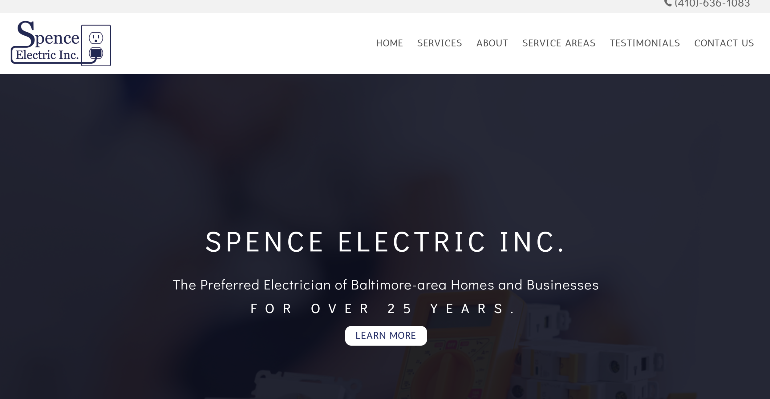 SPENCE ELECTRIC INC.