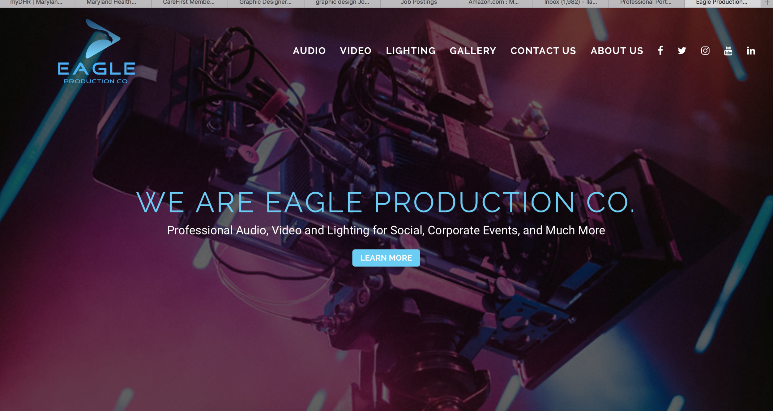 EAGLE PRODUCTION CO.