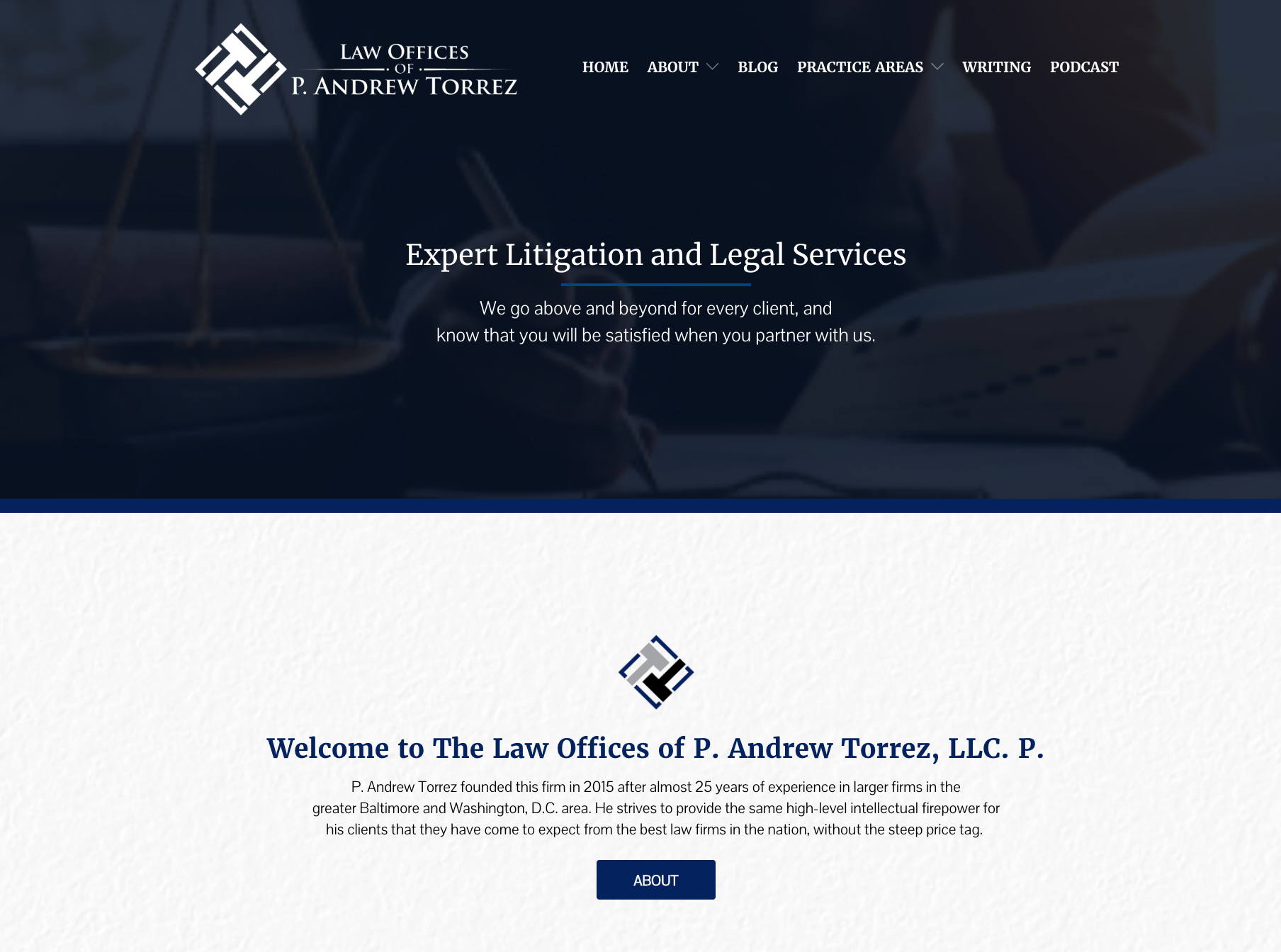 Andrew Torrez Law