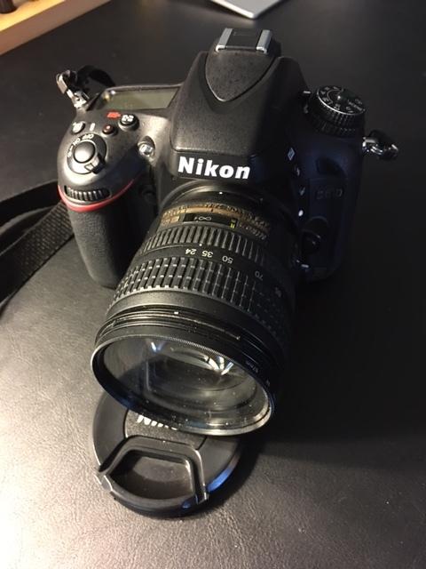 Bridget's Camera Nikon D610