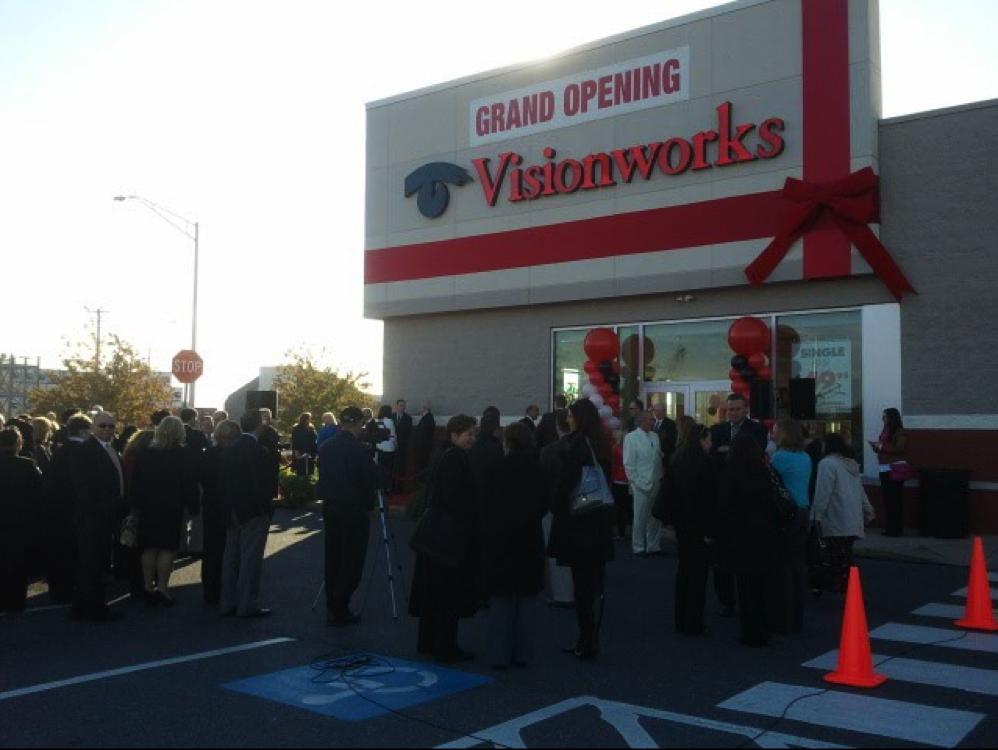 Visionworks Grand Opening