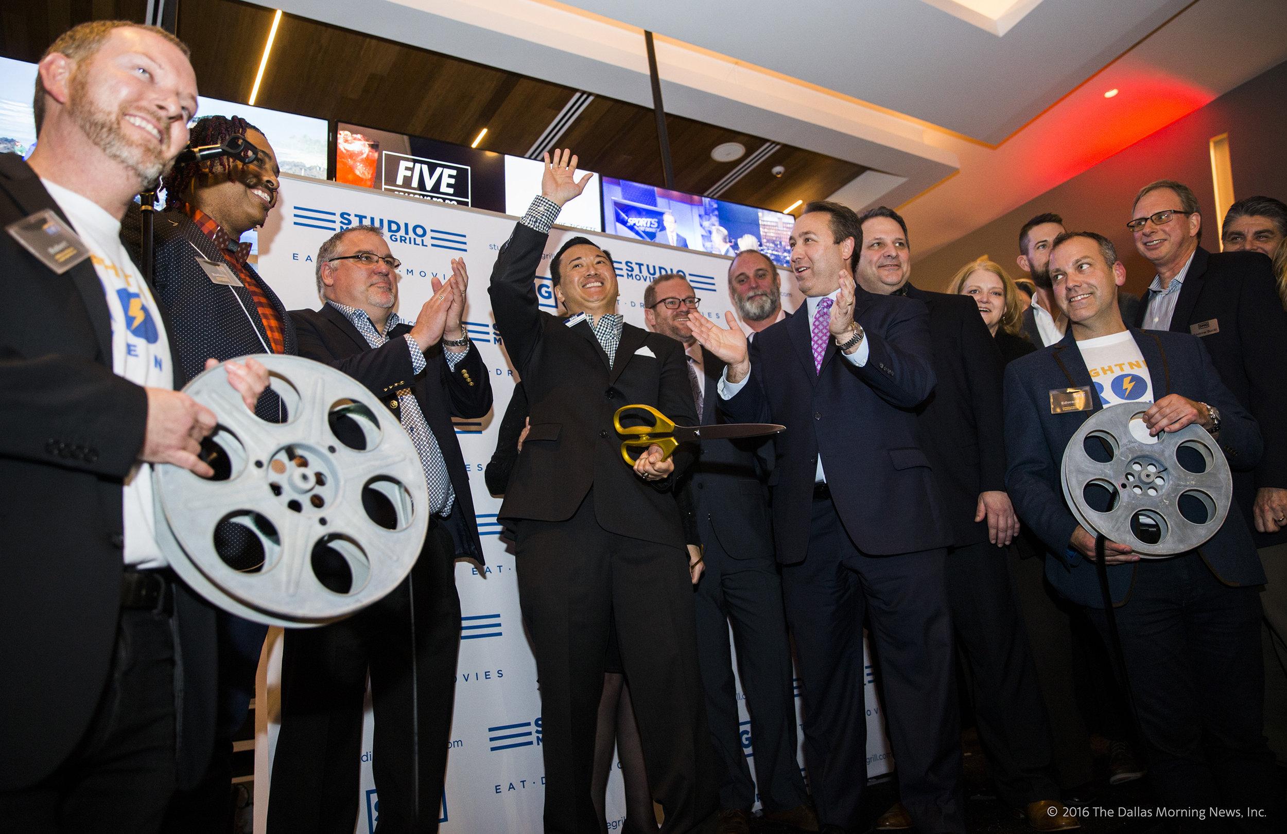 Studio Movie Grill Lincoln Square Grand Opening