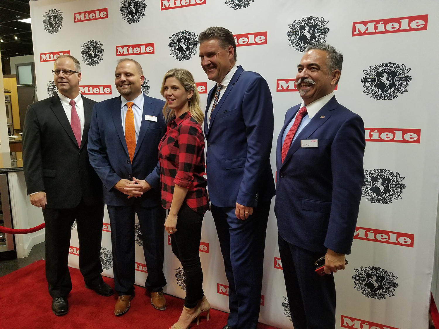 Miele Innovation Center Grand Opening