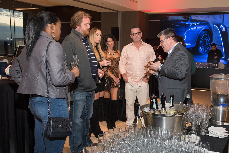 Cowboy Wine Tastemaker Event