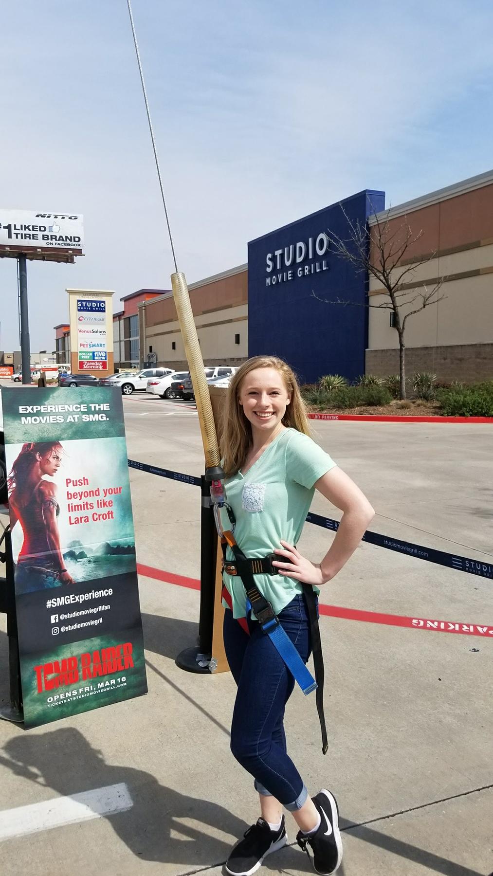Beyond the Film Tomb Raider Event