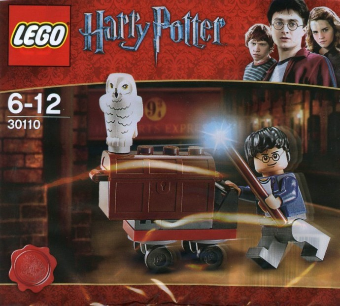 Harry Potter Trolley Polybag 1