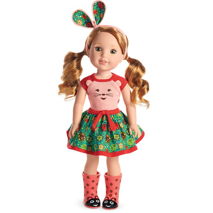 American Girl Willa Doll $60.00