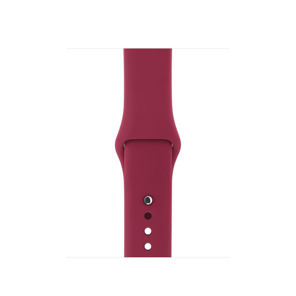 38mm Rose Red Sport Band - S/M & M/L $49.00