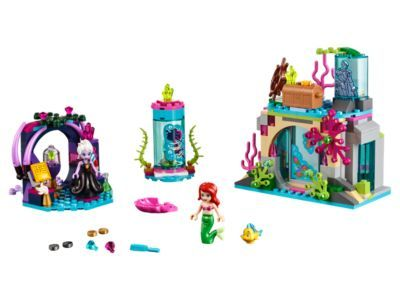 LEGO Disney Ariel and the Magical Spell $29.99