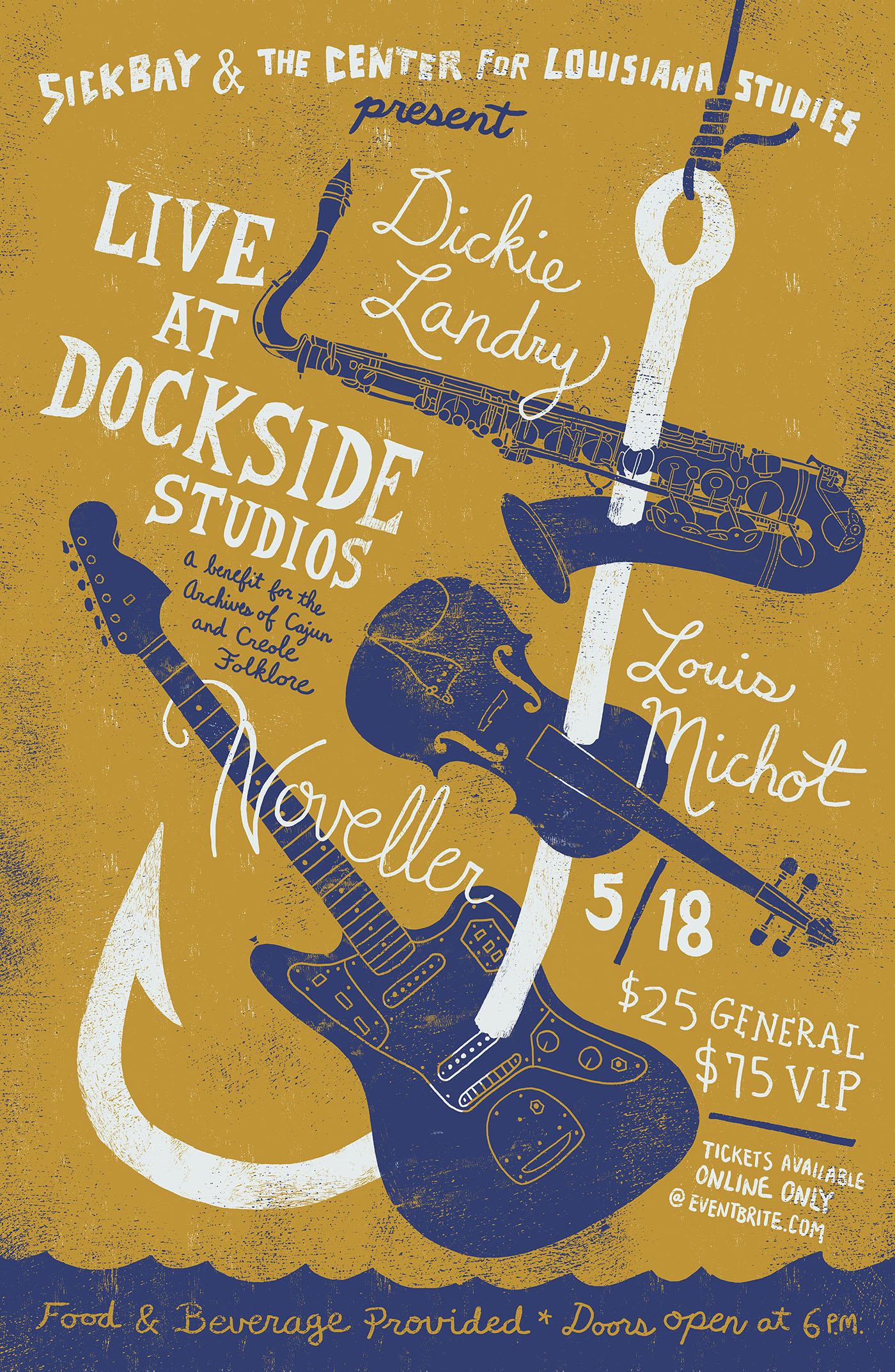Live at Dockside