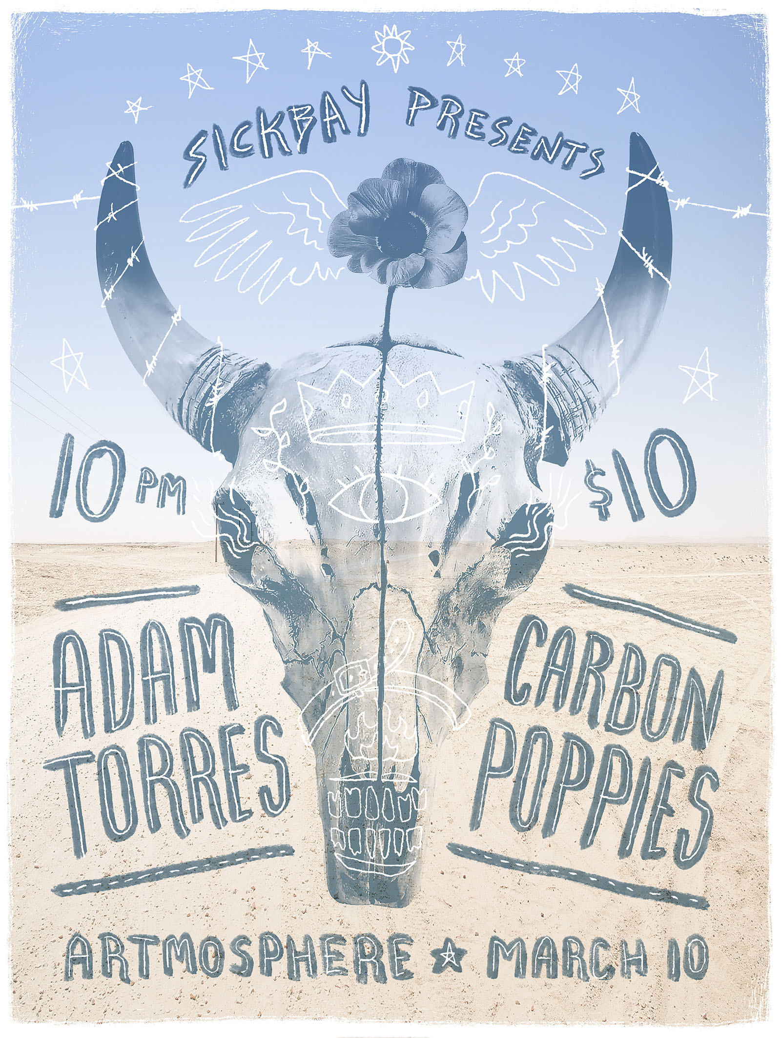 Adam Torres / Carbon Poppies