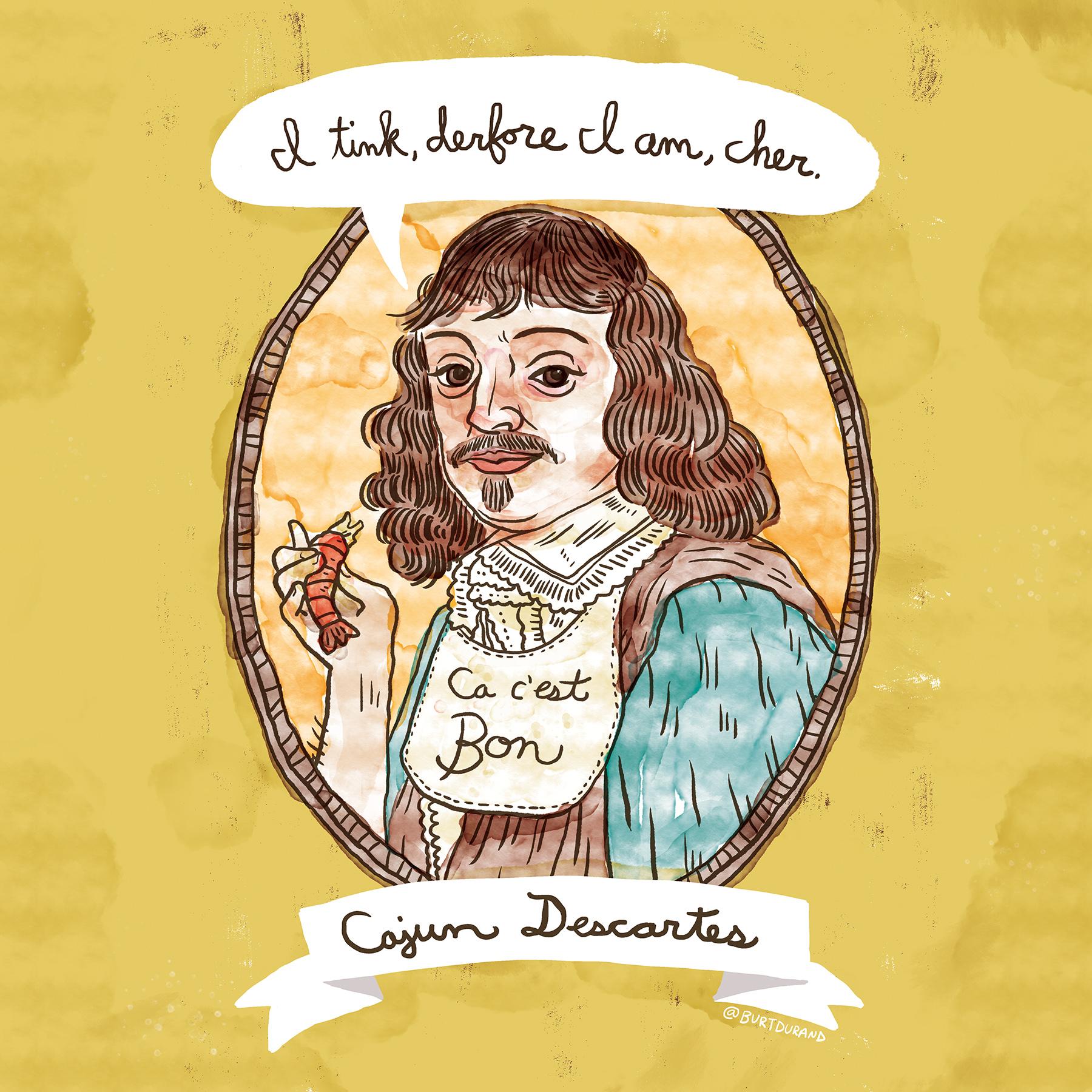 Cajun Descartes