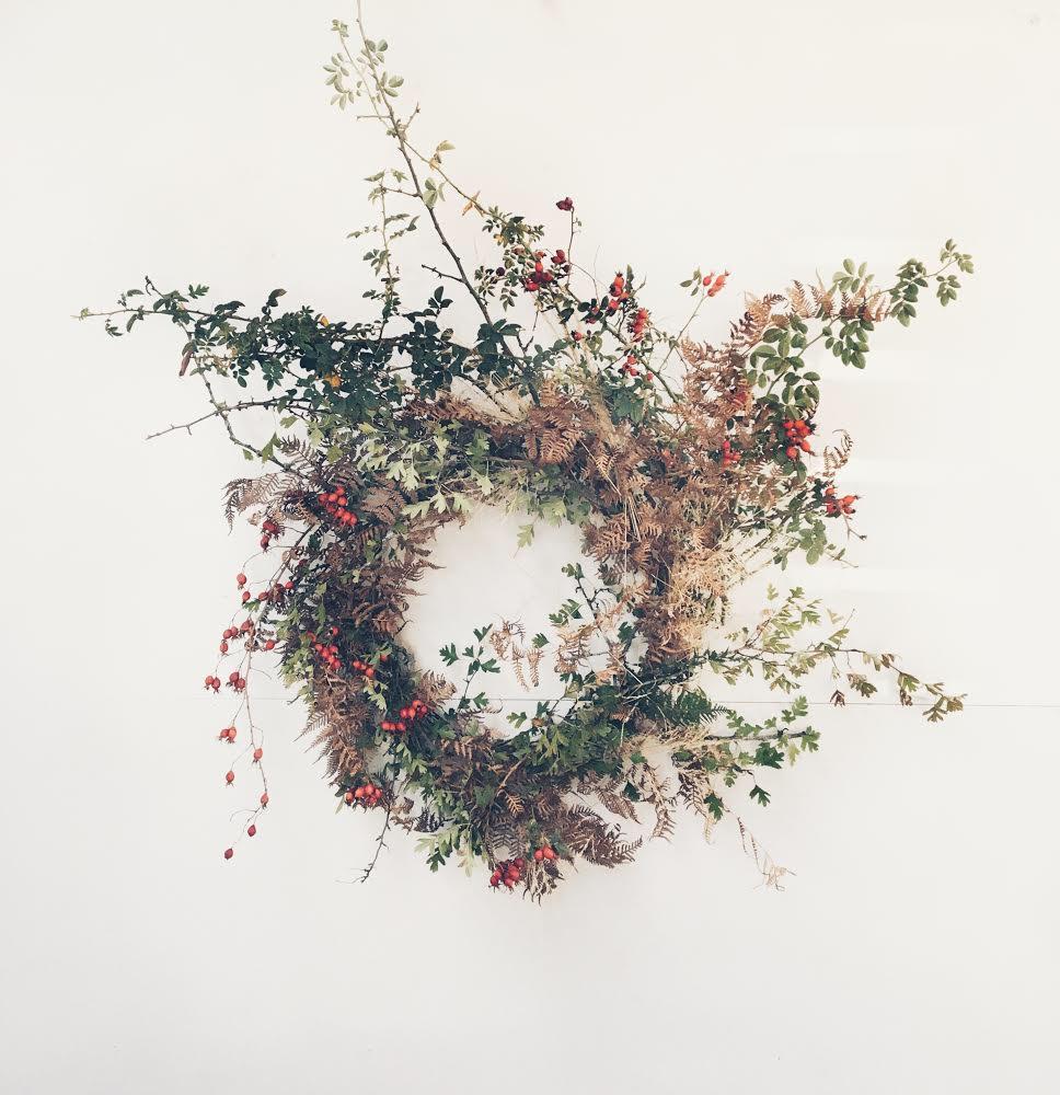Natural Wreath Making Workshop - October 2019