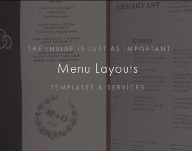 Call us to see how we can help you step up your menu game. #lookforthewasher #tasteenvy #menudesign