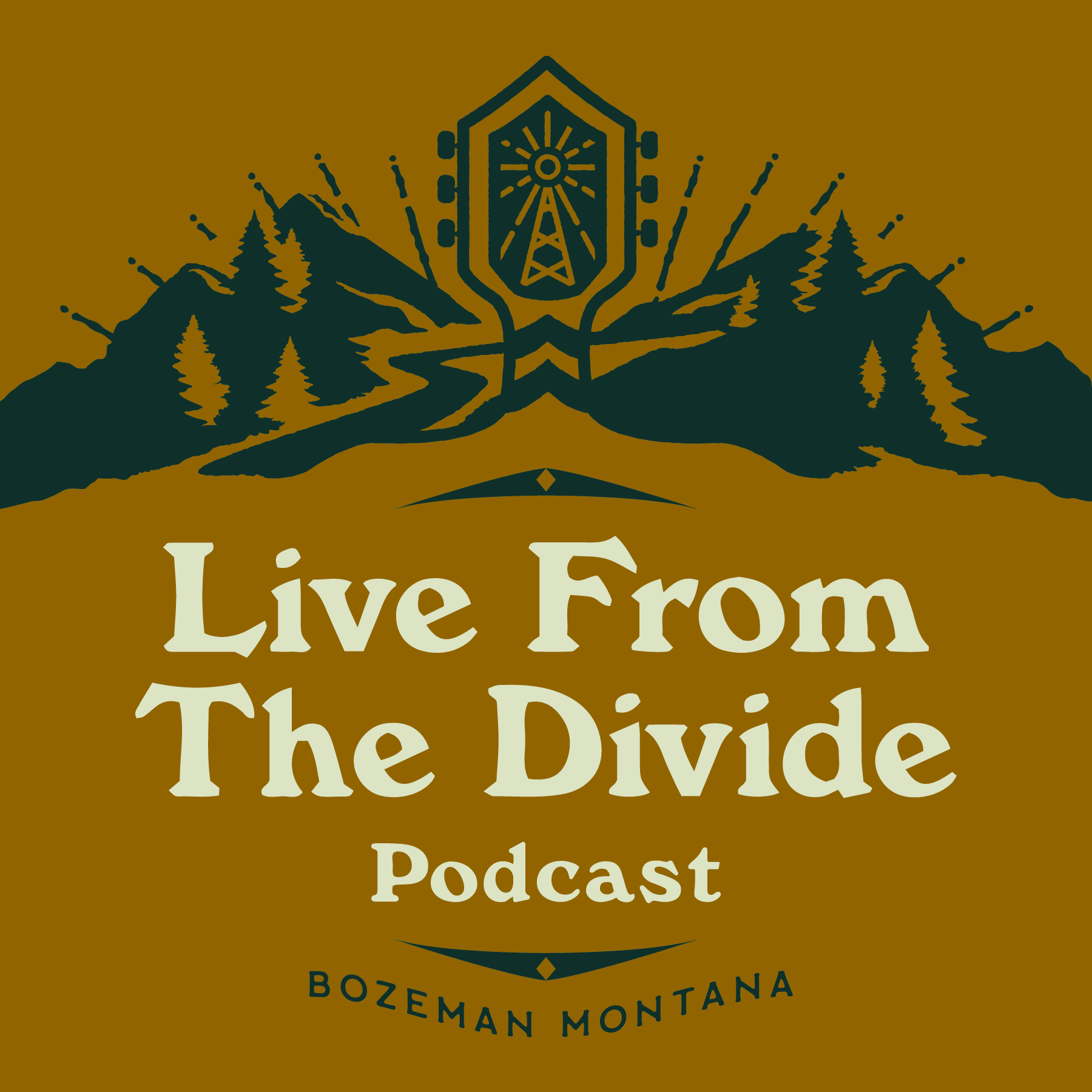 Did you know? Live From The Divide has a Podcast! - Listen to insightful interviews about songwriting and gain access to exclusive live performances captured at The Divide.