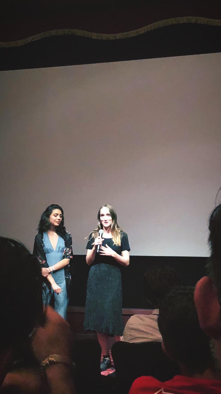 Roxy Underground Film Festival, 2018 (Photo credit Sarah Choi)