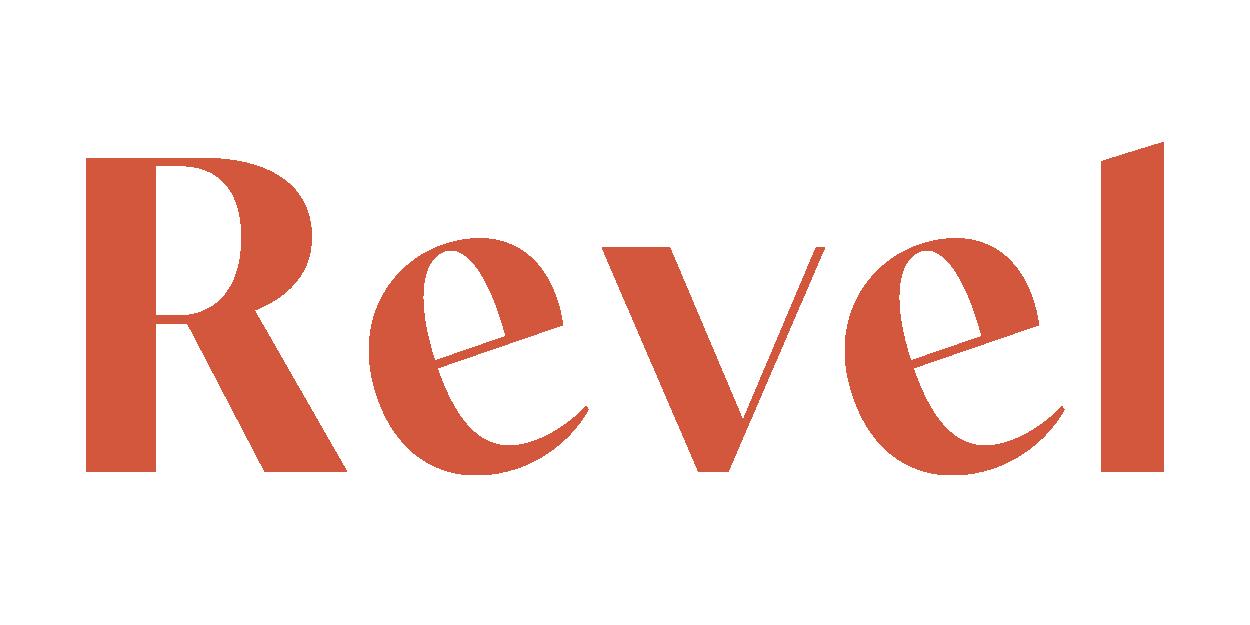 Revel, Logo Tagline II.png