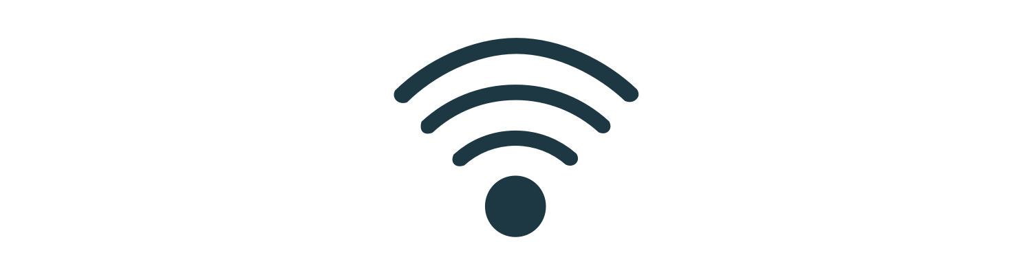 HIGH SPEED WIFI  Are you feeling the need for speed? Our team will keep you up and running.