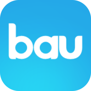 Bau iPhone and Android App Button