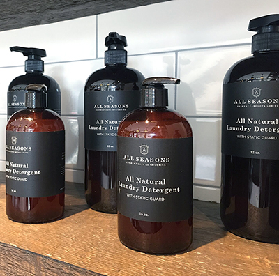 All Natural Laundry Detergent