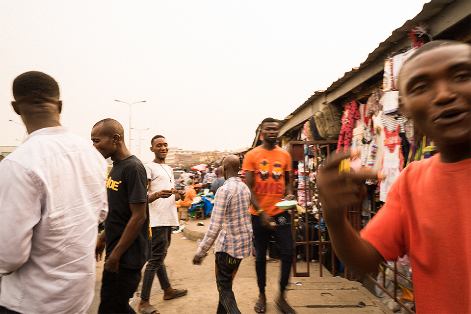 We Picked Up Some Counterfeit Sneakers At Nigeria's Yaba Market   - Story shot and written by Amarachi Nwosu for Highsnobiety.