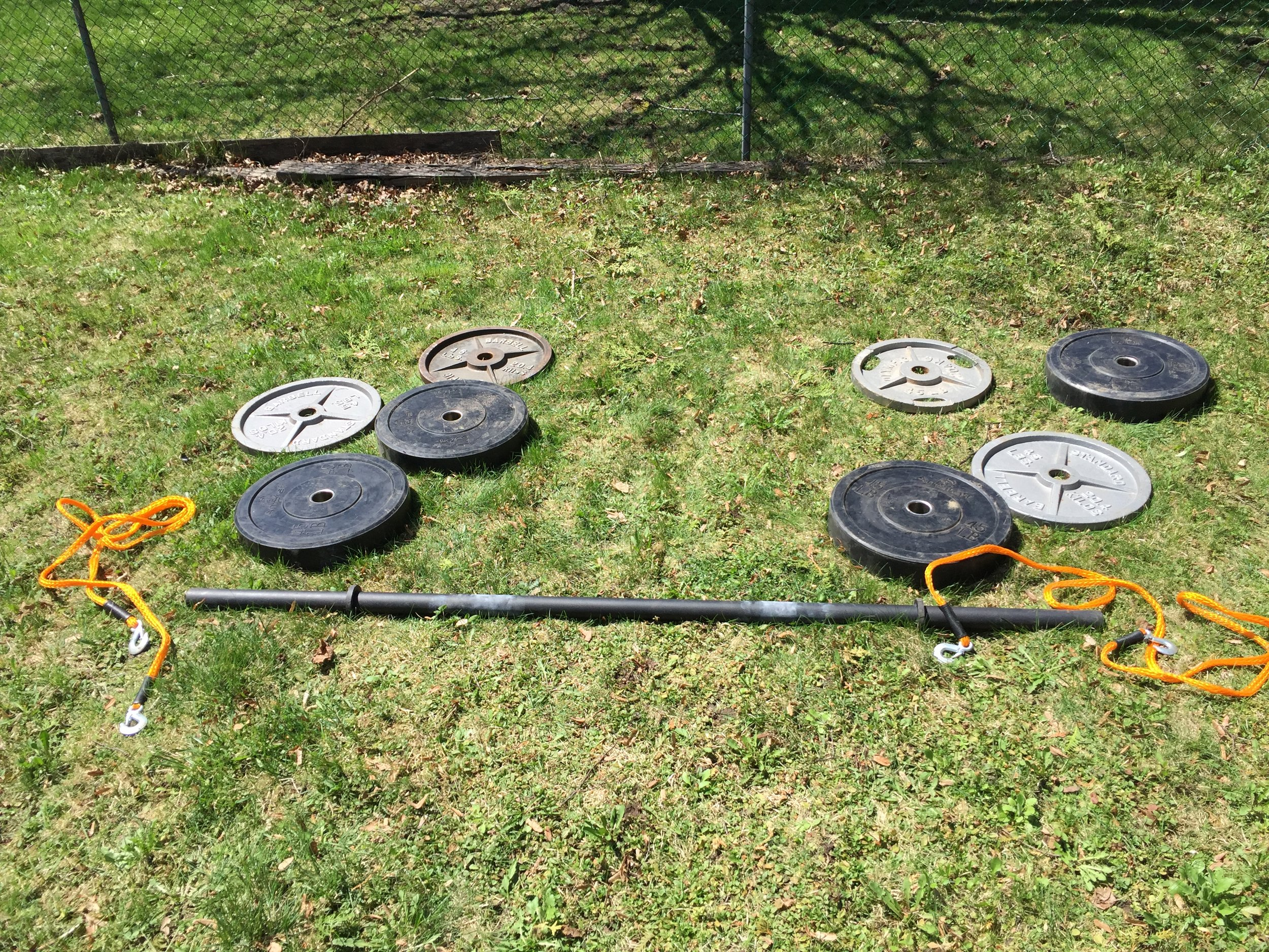 Strongman Yoke DIY Plans