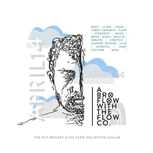 💥💥ATTENTION FELLAS 💥💥 . A Bro Flow with The Flow Co.⚡️ . The HIIT Project & The Flow Collective are teaming up once again💥 .  That's right Fellas. This one is for you.   A Bro Flow is connecting and inspiring men to attend the mat in a non-judgmental, chilled out and free flowing manner to experience the benefits of yoga for mental and physical health.   Bevs, Pizza and good tunes are non-negotiable. . Get the Lads together on the mat to prove that yoga is not necessarily all about Om's and being able to touch your toes.  It's about training the physical and mental body through movement and strength, breath and self connection. .  Lead by @the_flow_collective this one time Mens event is one not to miss.  So Bros, see you there? . SUNDAY 14th APRIL. 4PM-5.30PM. Barwon Heads. $25 Limited Tickets available. Advanced Bookings essential via MINDBODY app. . www.thehiitproject.com/timetable/ . . . #barwonheads#oceangrove#thehiitproject#yoga#broflow#geelong#collaboration#thesweatlife