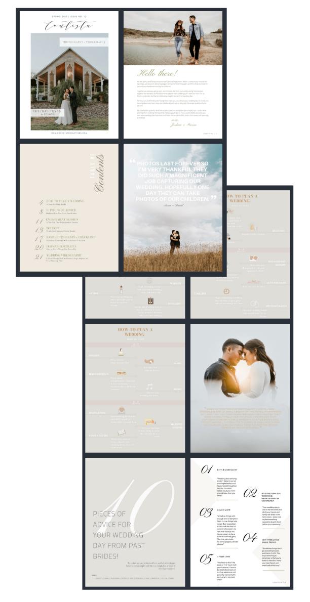 Wedding Planning Guide Sneak Peak