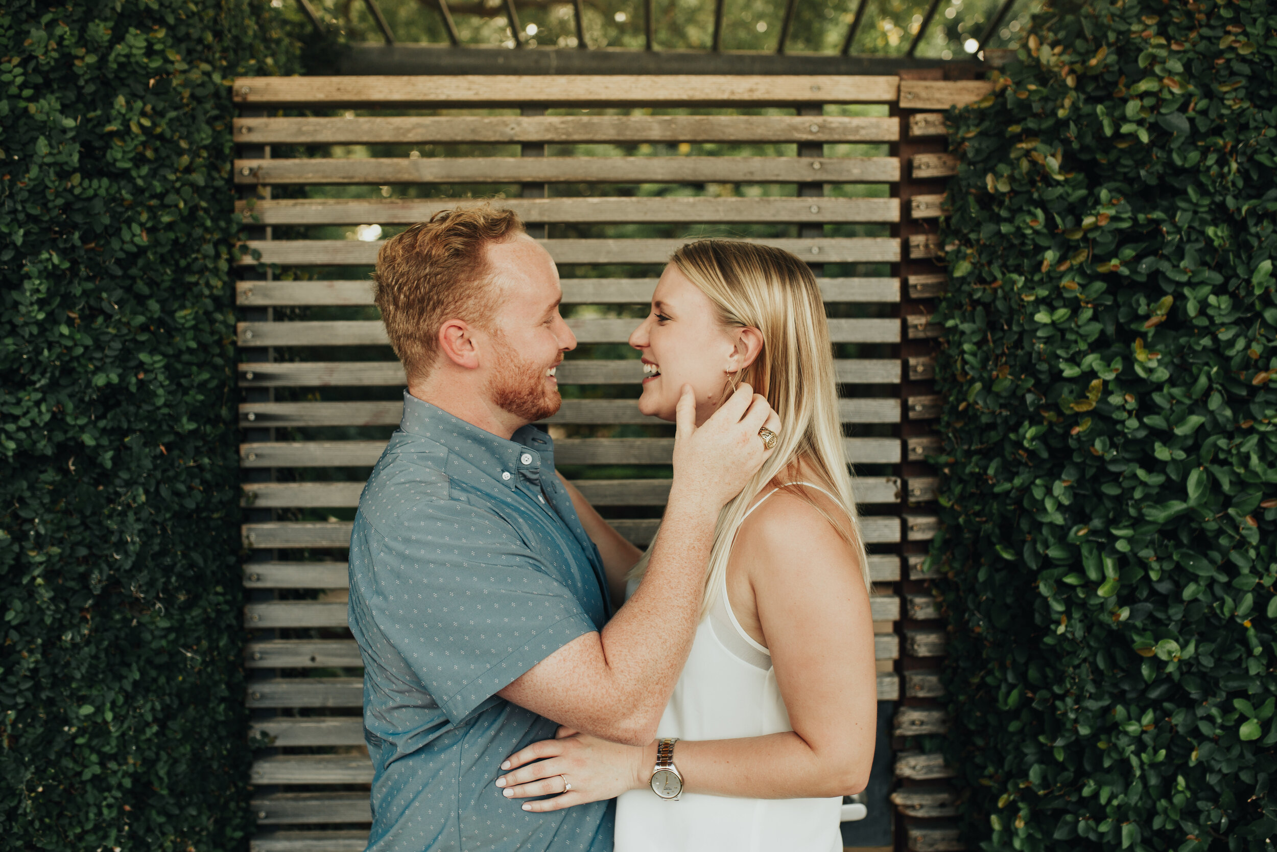 Leanna + Sam // Engagment Session  South Congress Ave. Austin Texas ↠