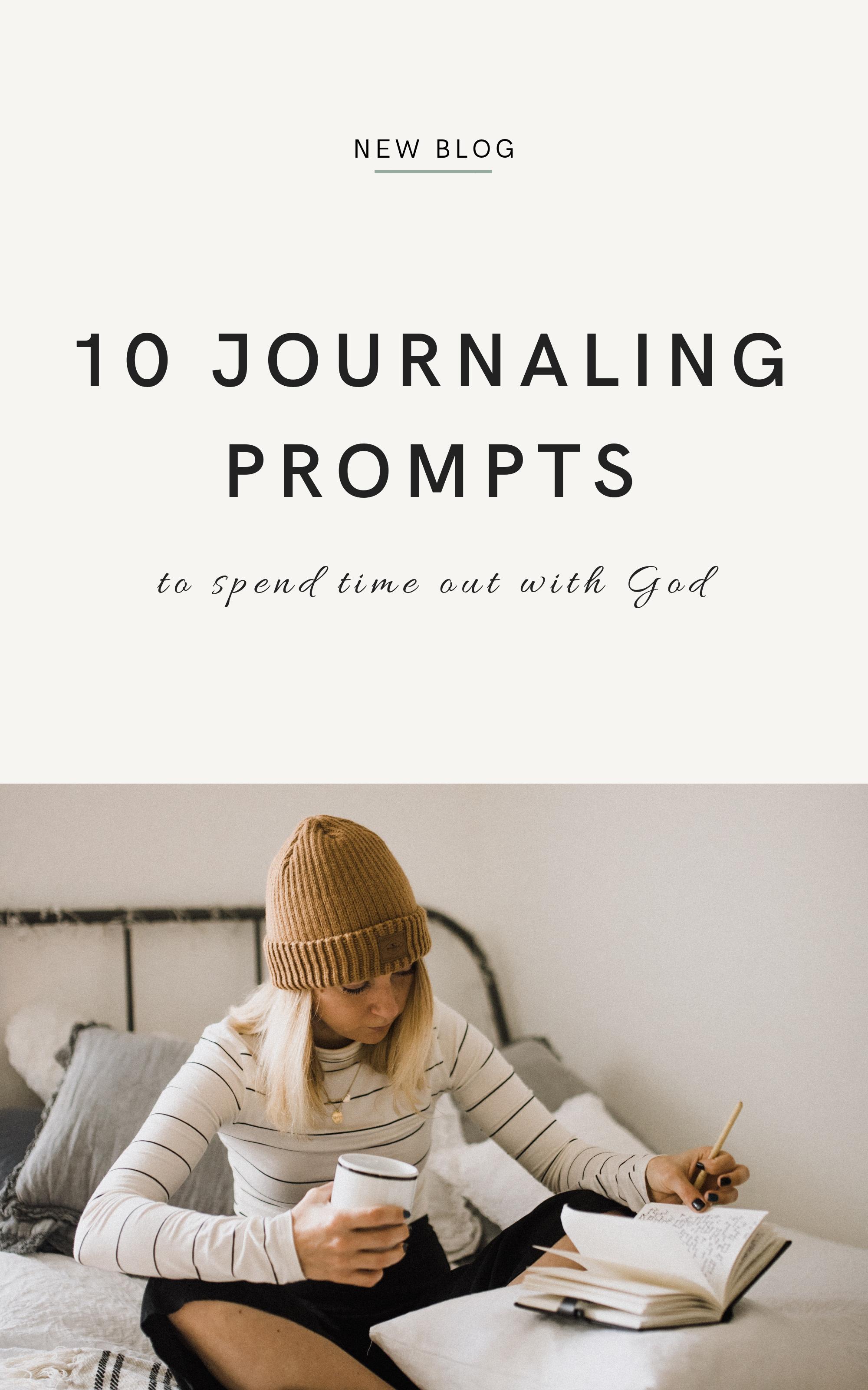 Journalling prompts | Arise Sanctuary retreats