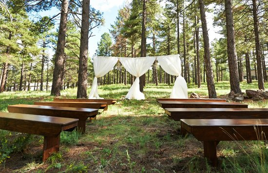 Flagstaff Wedding Ceremony Packages