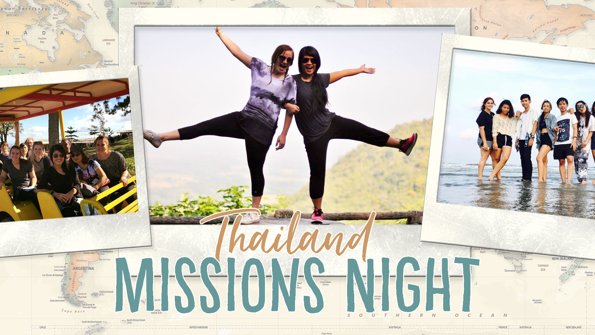 Missions Night