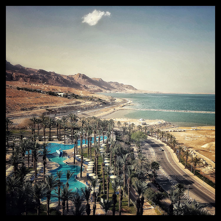 Day 5 | Dead Sea - Beit Shean, Qsar al Yahud baptism, Drive by Qumran, Ein Gedi, Dead SeaThe lowest place on earth - enjoy world-renowned spas, and float in the mineral-rich waters of the Dead Sea.